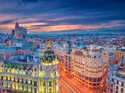 Flin & Asociados: Oficina / Despacho Madrid - España