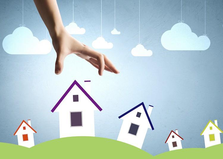 Mit Immobilien reich werden