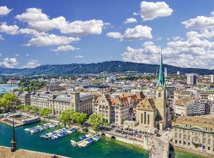 Flin & Asociados: Oficina / Despacho Zürich - Suiza