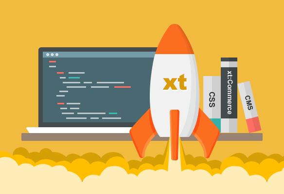 Desarrollo, Programación, Diseño web profesional Tienda xt-Commerce