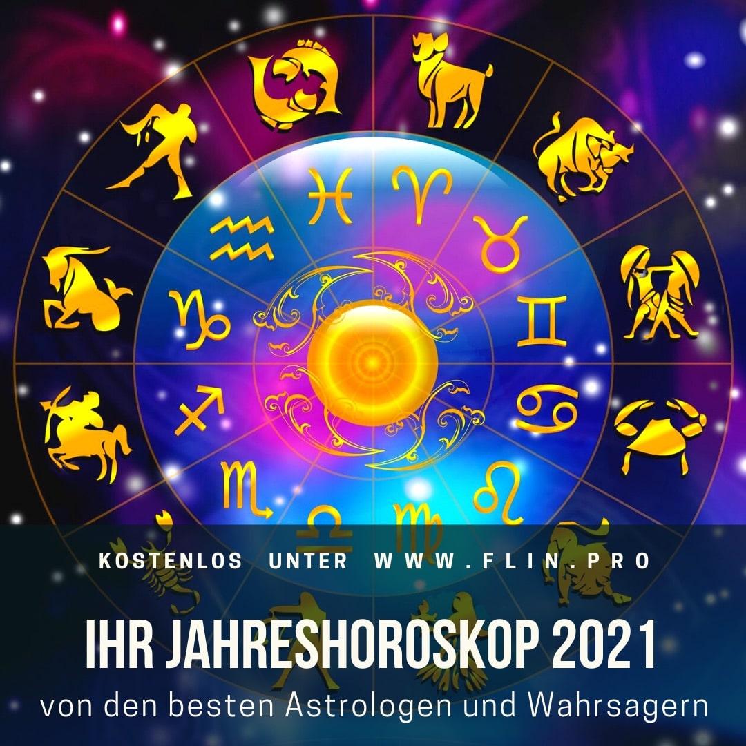 Jahreshoroskop 2021 Kostenlos