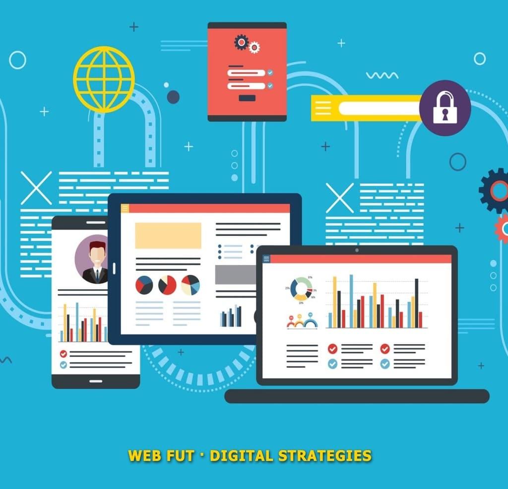 Somos apasionados de las estrategias en marketing digital, branding y servicios web