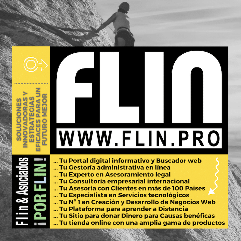 FLIN.pro - Tu portal digital